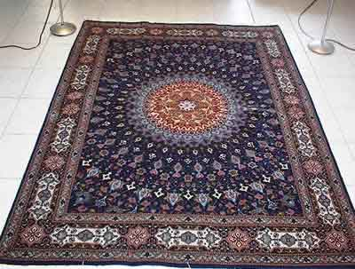 Oriental rug cleaning denver
